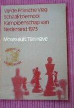 Vijfde Friesche vlag schaaktoernooi - H. Kramer