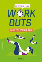 5 minuten work-outs voor een sterke rug - Stefanie Flekstad (ISBN 9789044749588)