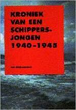 Kroniek van een schippersjongen 1940-1945