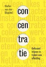 Concentratie - Stefan van der Stigchel (ISBN 9789492493514)