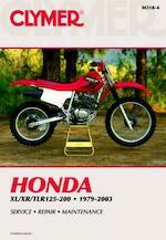 Honda Xl/Xr/Tlr 125-200, 1979-2003