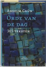 Orde van de dag - 365 teksten - Anselm Grun (ISBN 9789025955335)