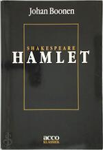 W. Shakespeare: Hamlet - William Shakespeare, Johan Boonen (ISBN 9789033424472)