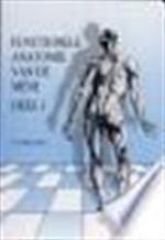 Functionele anatomie van de mens. Deel 1.