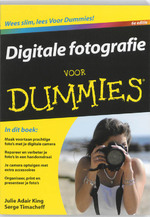 Digitale fotografie voor Dummies - J.A. King, S. Timacheff (ISBN 9789043017114)