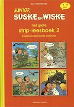 Het grote stripleesboek - Willy Vandersteen, Pieter Van Oudheusden (ISBN 9789002250514)
