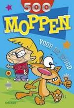 500 moppen - Son Tyberg (ISBN 9789044739121)
