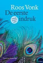 De eerste indruk - Roos Vonk (ISBN 9789055940257)