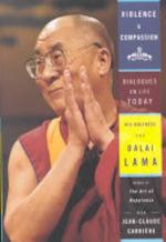 Violence and Compassion - Dalai Lama XIV Bstan-'dzin-rgya-mtsho, Dalai Lama Xiv, Jean-Claude Carrière (ISBN 9780385501446)