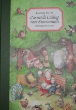Carnet de cuisine voor Emmanuelle - Karine Huts (ISBN 9789401417402)