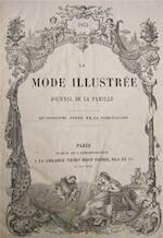 La mode illustrée 1873 - Unknown