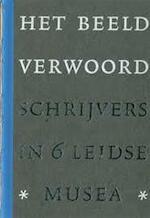 Het beeld verwoord - Willem Otterspeer (ISBN 9789074240024)