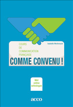 Comme convenu ! - Isabelle Werbrouck (ISBN 9789462927063)