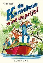 De Kameleon wint de prijs! - Hotze de Roos (ISBN 9789020642148)