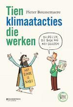 10 klimaatacties die werken - Pieter Boussemaere (ISBN 9789059089266)