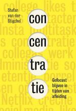 Concentratie - Stefan van Der Stigchel (ISBN 9789492493507)
