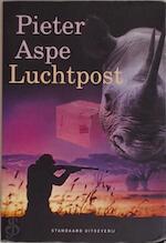 Luchtpost - Pieter Aspe (ISBN 9789002209345)