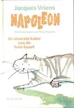 Napoleon, de stoerste kater van de hele buurt - Jacques Vriens (ISBN 9789000030217)