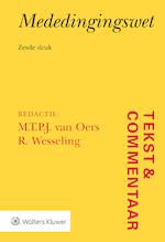 Tekst & Commentaar Mededingingswet (ISBN 9789013147148)