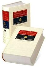 Diccionario de la lengua española - Real Academia Española (madrid). (ISBN 9788423968145)