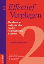 Handboek ter onderbouwing van het verpleegkundig handelen - Th. van Achterberg, M.J.M Adriaansen, D.M. Batchelor, A. Bos, Auke Bos, J. van Drongelen, C. Eeltink (ISBN 9789057401176)