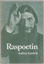 Raspoetin - Andrej Amalrik (ISBN 9789062622122)