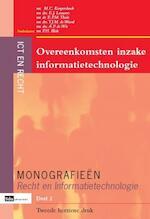 Overeenkomsten inzake informatietechnologie (ISBN 9789012385534)
