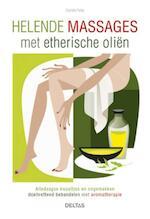 Helende massages met etherische olien