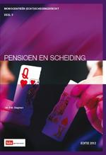 Pensioen en scheiding / 2012 - P.M. Siegman (ISBN 9789012388122)