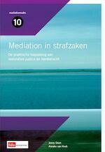 Mediation in strafzaken - Janny Dierx (ISBN 9789012389402)