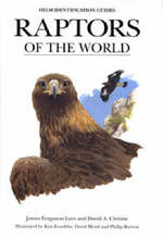 Raptors of the World - James F. Lees, David A. Christie (ISBN 9780713680263)