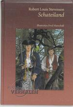 Schateiland - Robert Louis Stevenson (ISBN 9789460310348)