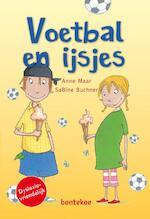 Voetbal en ijsjes - Anne Maar (ISBN 9789055298877)