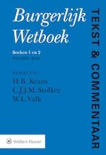 Burgerlijk Wetboek (ISBN 9789013144338)