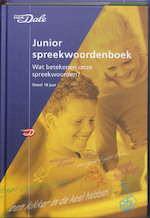 Van Dale Junior spreekwoordenboek - Wim Daniels, Wim Daniëls (ISBN 9789066488694)