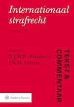 Tekst & commentaar internationaal strafrecht (ISBN 9789013143171)