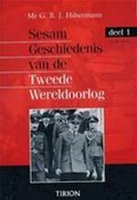 Sesam Geschiedenis van de Tweede Wereldoorlog - G.B.J. Hiltermann (ISBN 9789043907026)