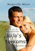 Julia's toekomst - Dyslexie-uitgave