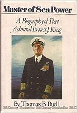 Master of sea and power - Thomas B. Buell (ISBN 0316114693)