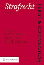 Tekst & Commentaar Strafrecht (ISBN 9789013147063)