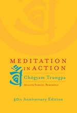 Meditation in Action - Chogyam Trungpa (ISBN 9781590308769)