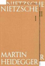 Nietzsche - Martin Heidegger (ISBN 3788501154)