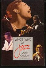 Who's who of Jazz - John Chilton (ISBN 9780333483756)