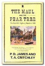The Maul and the Pear Tree - P. D. James, Thomas Alan Critchley (ISBN 9780722127001)