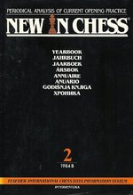 New in Chess Yearbook 2 1984 B - Unknown (ISBN 9789010055279)
