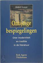 Ontijdige bespiegelingen - R. Lemm (ISBN 9789039106761)