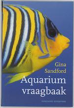 Aquarium vraagbaak - Gina Sandford (ISBN 9789059561489)
