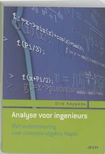 Analyse voor ingenieurs - D. Keppens (ISBN 9789033462320)