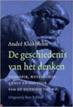 De geschiedenis van het denken - André Klukhuhn (ISBN 9789035128187)