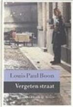 Vergeten straat - L.P. Boon (ISBN 9789025303136)